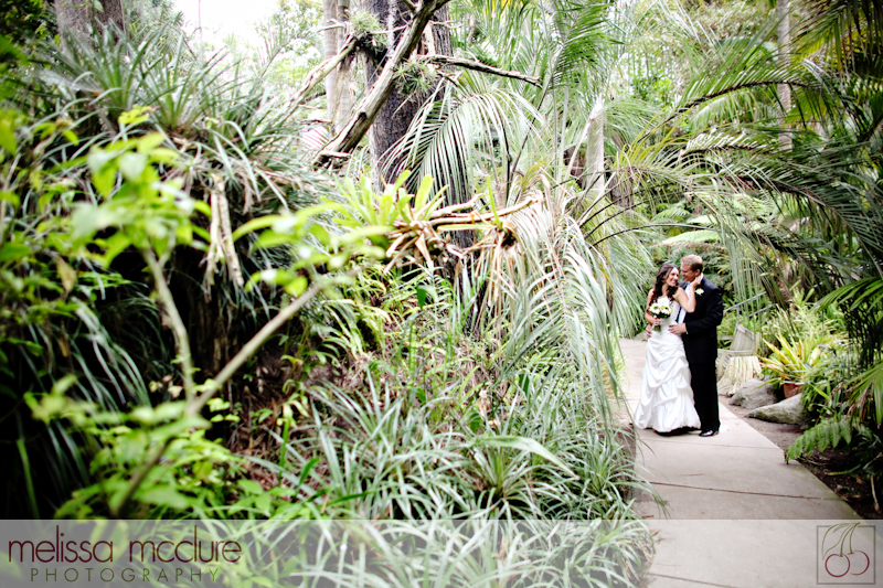 Ian And Courtney San Diego Botanic Gardens Encinitas Wedding Photographer Destination