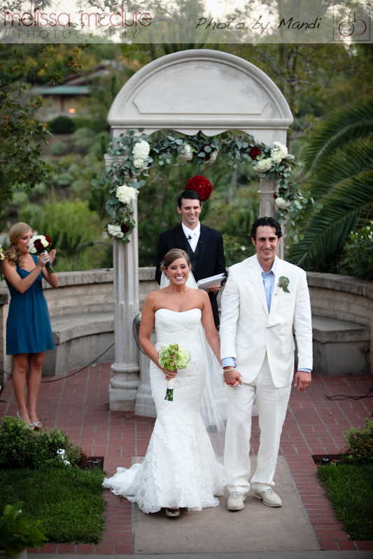 Balboa park club ballroom wedding