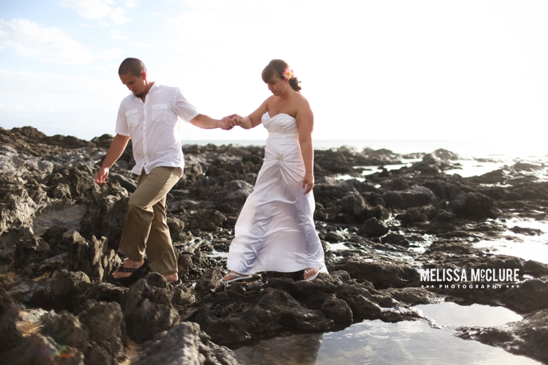Maui trash the dress underwater session 02