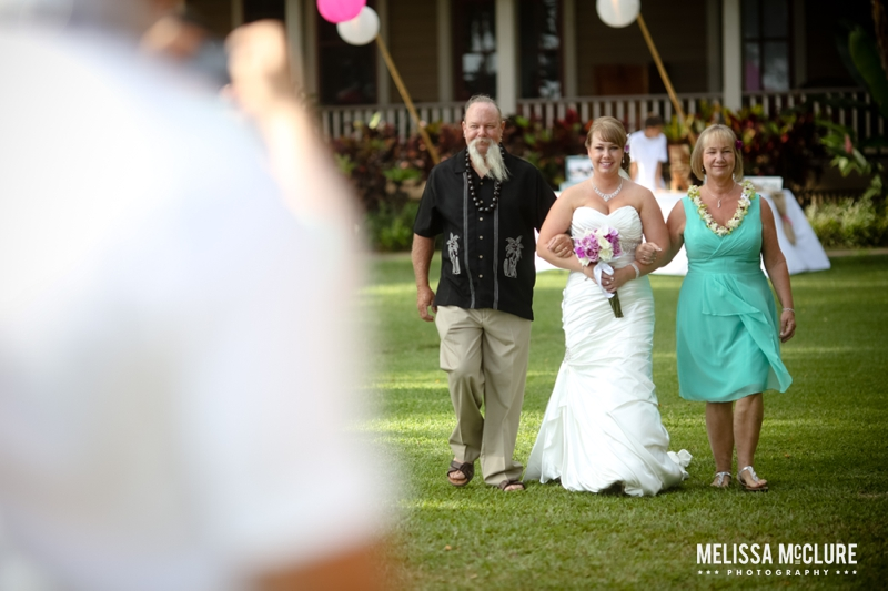 Olowalu Plantation House Wedding Maui 07