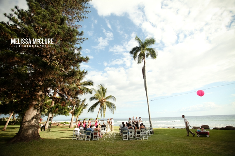Olowalu Plantation House Wedding Maui 09