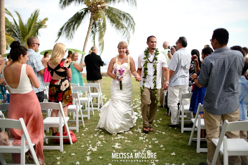 Olowalu Plantation House Wedding Maui 10