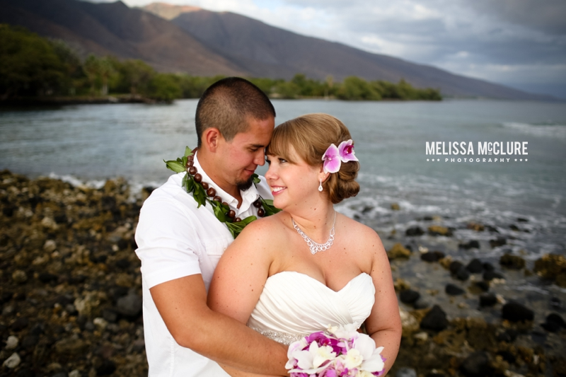Olowalu Plantation House Wedding Maui 15