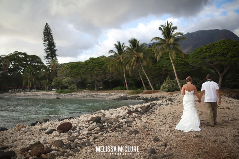 Olowalu Plantation House Wedding Maui 16