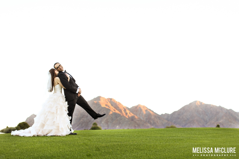 La Quinta Country Club Wedding 01