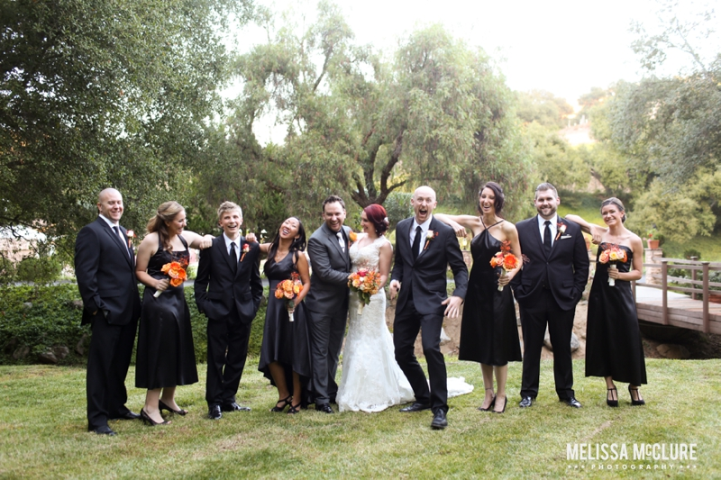 Los willows wedding in fallbrook 13