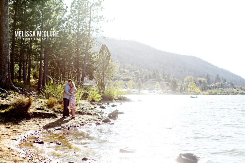 Lake Cuyamaca Engagement Shoot_04