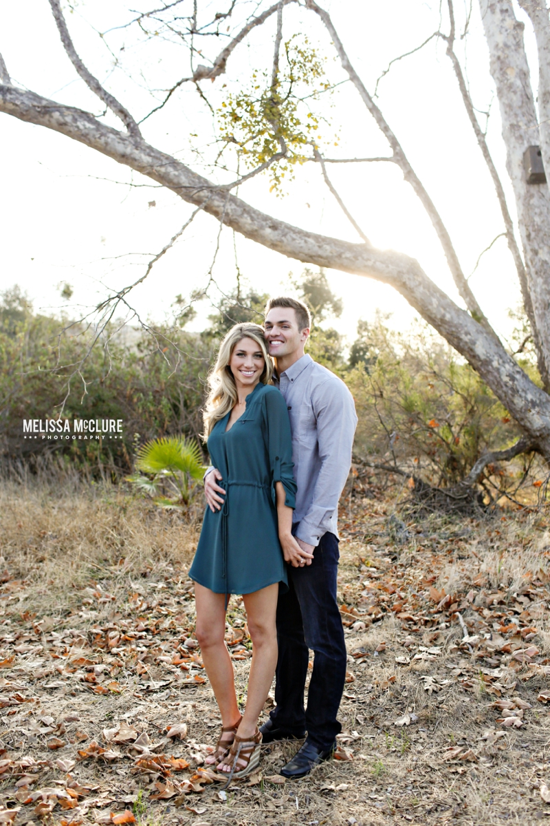 Los Penasquitos Canyon Engagement photos 01
