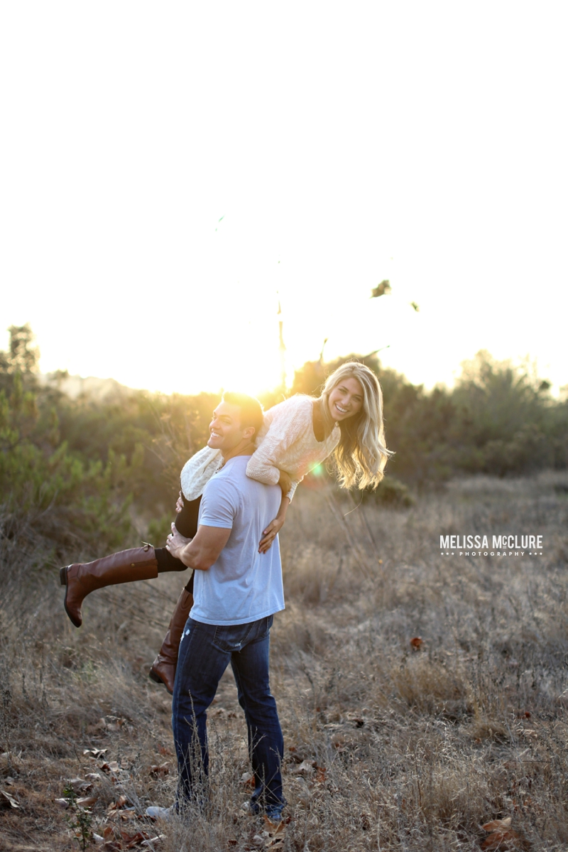 Los Penasquitos Canyon Engagement photos 08