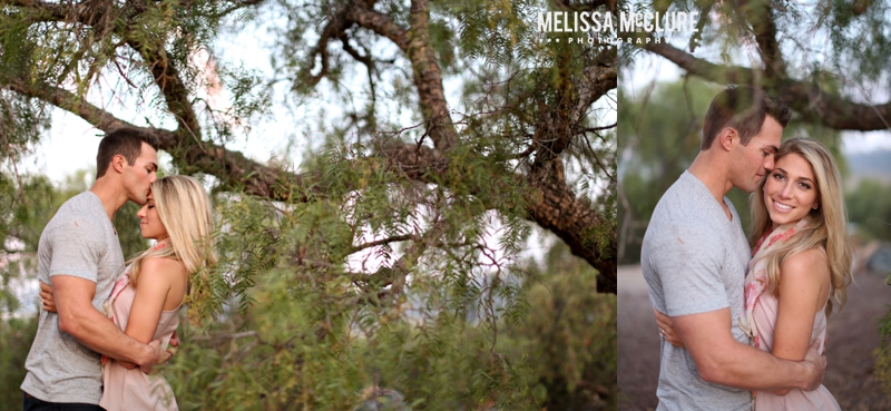 Los Penasquitos Canyon Engagement photos 12