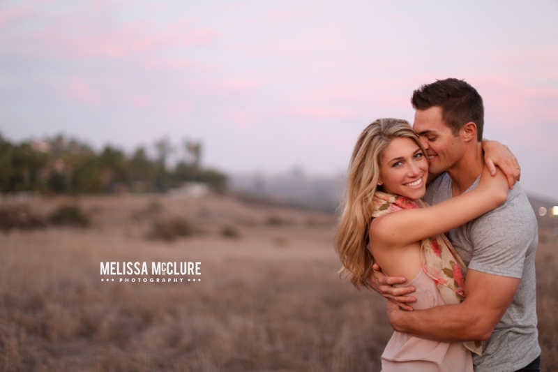 Los Penasquitos Canyon Engagement photos 14