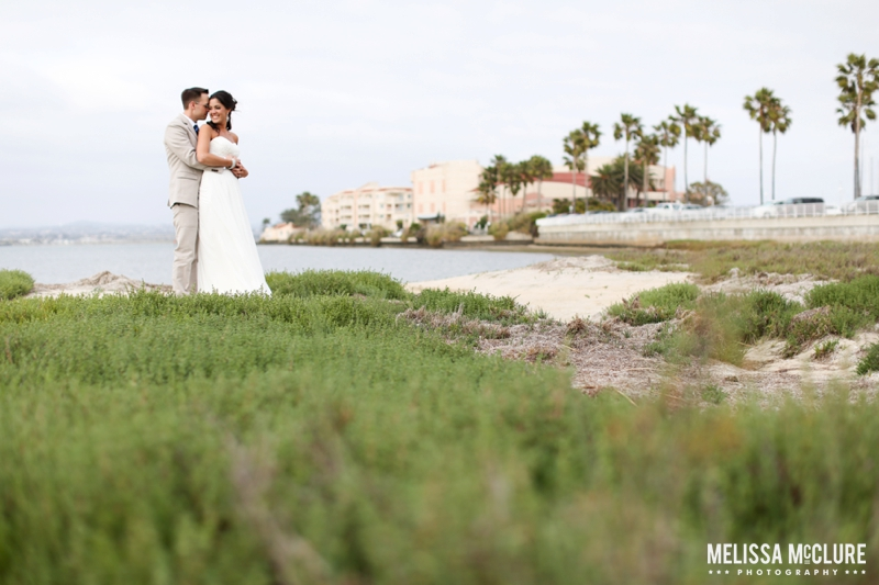 loews coronado wedding 14