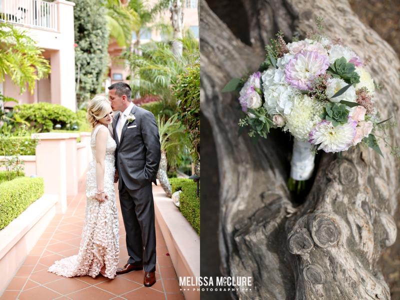 Cuvier Park La Valencia Wedding Photos 14