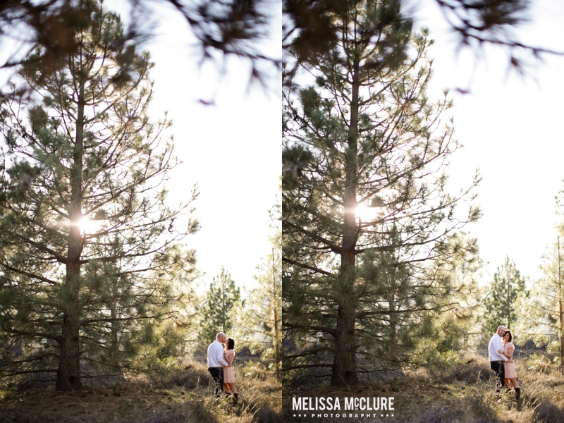 Lake Cuyamaca Julia Engagement Photos 05
