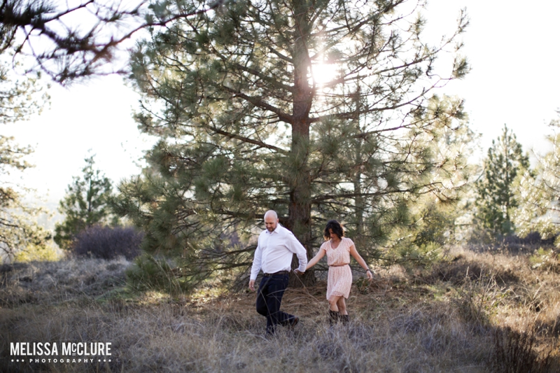 Lake Cuyamaca Julia Engagement Photos 06