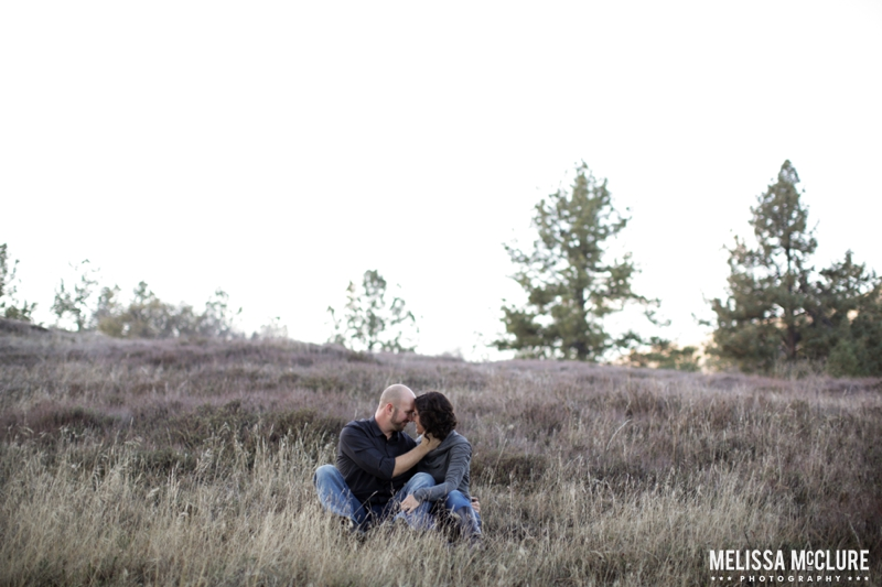 Lake Cuyamaca Julia Engagement Photos 09