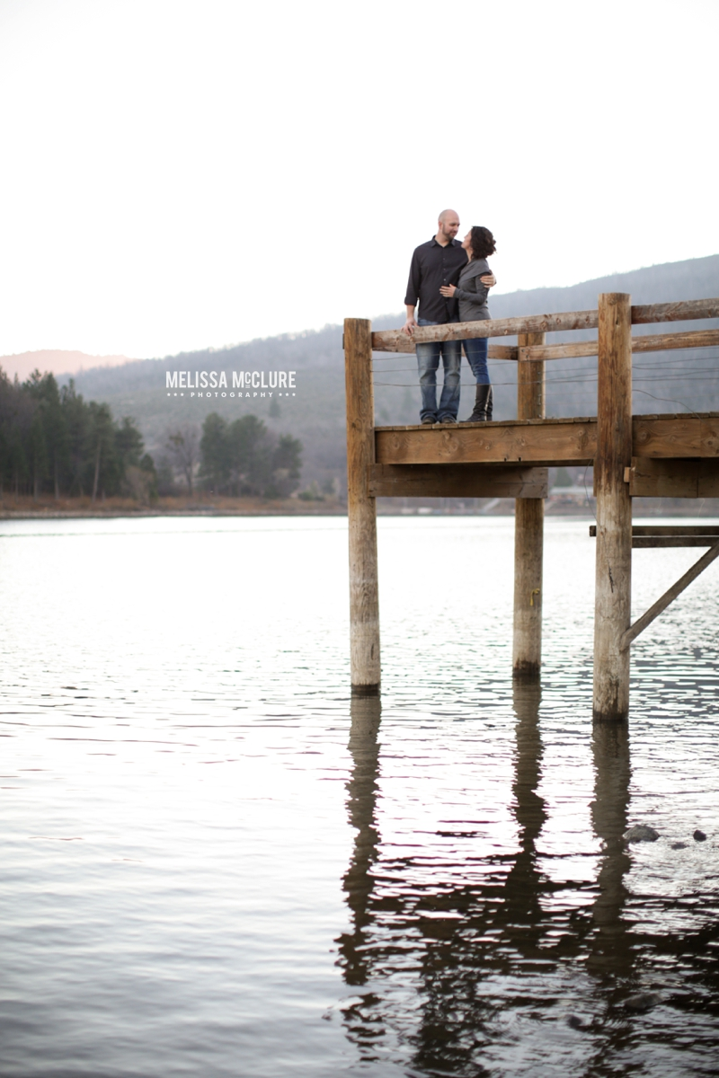Lake Cuyamaca Julia Engagement Photos 16