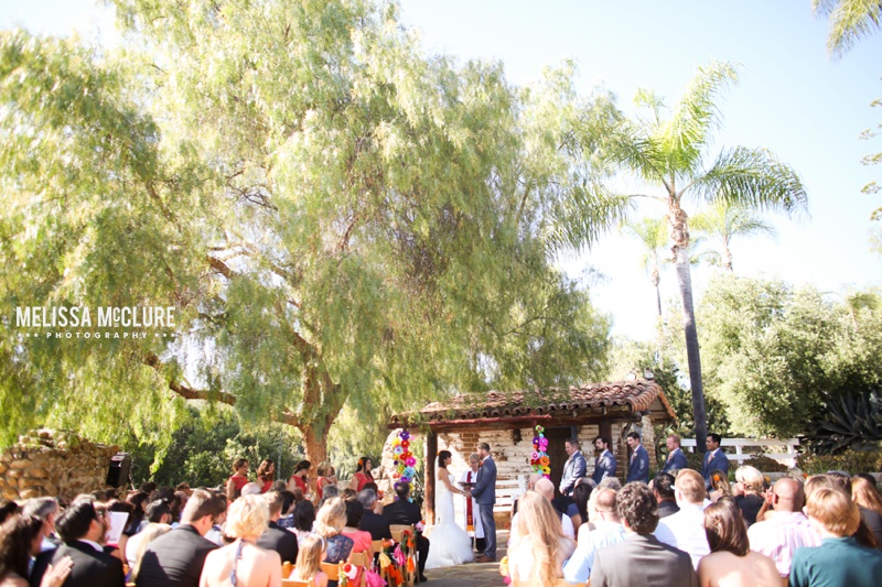 Leo Carillo Ranch Wedding 13