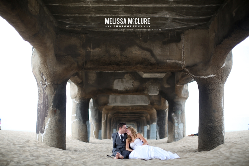 manhattan beach trash the dress photos 05