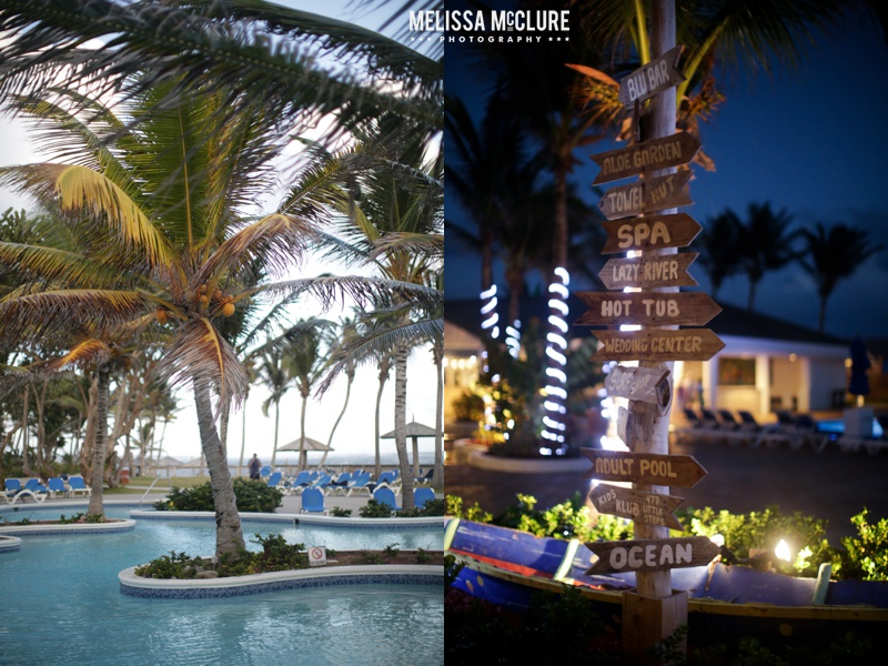 Coconut bay resort wedding