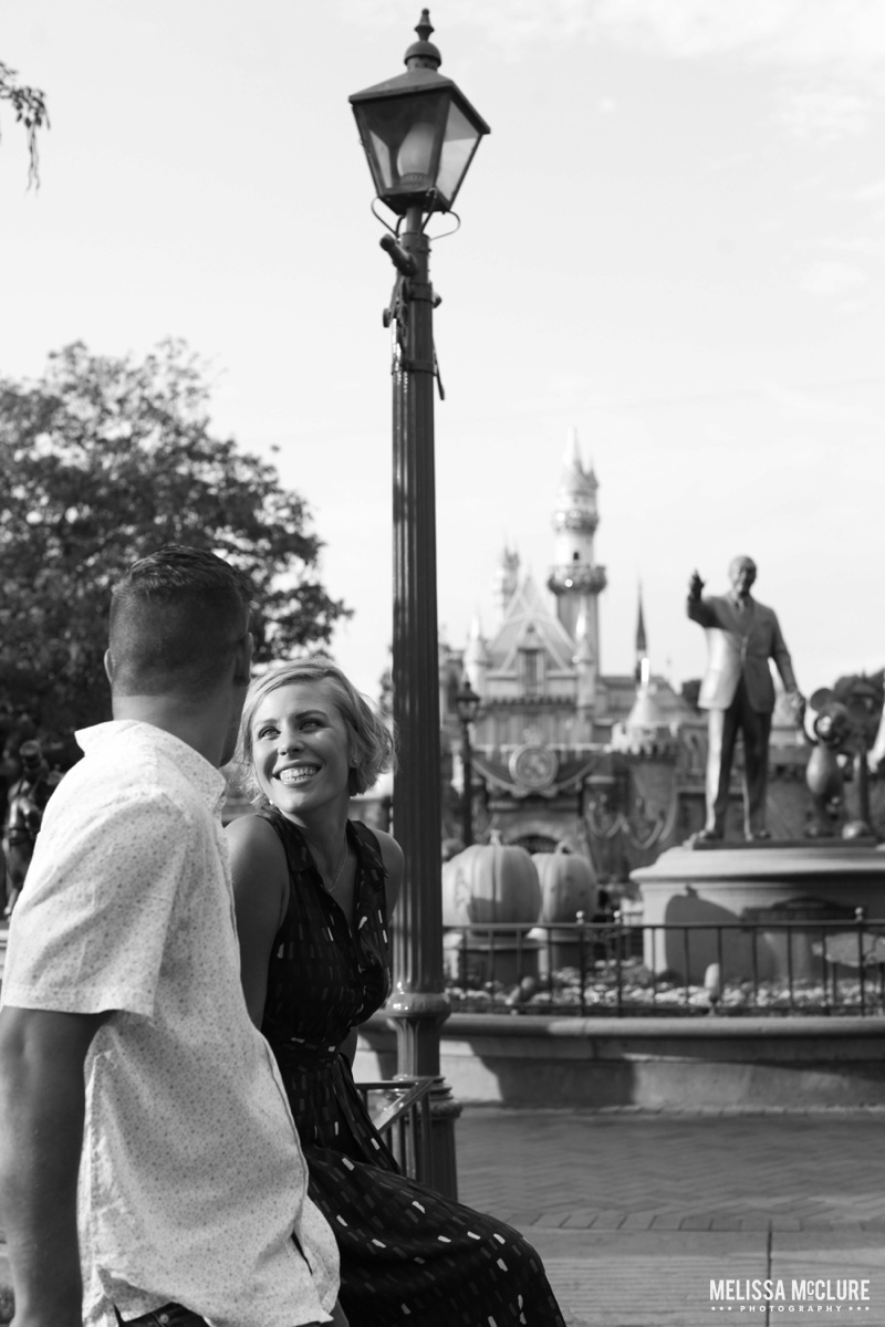 Disneyland Engagement 09