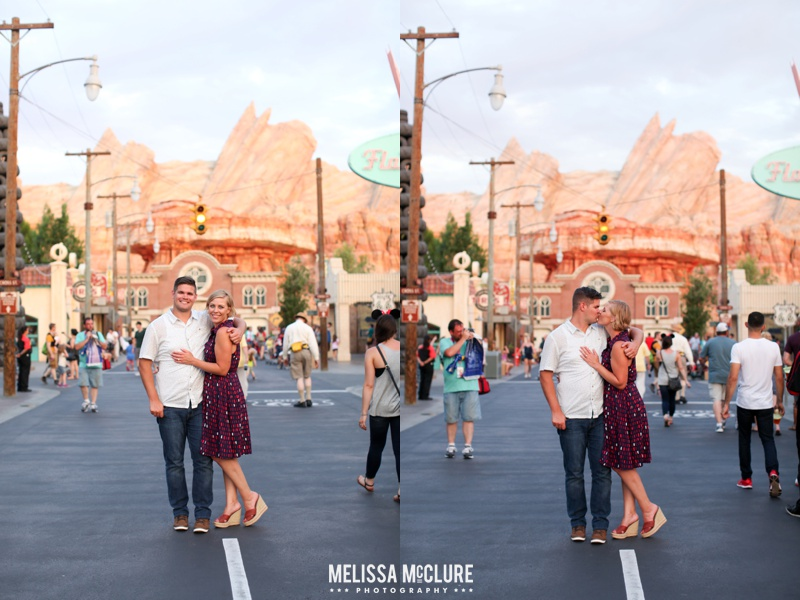 Disneyland Engagement 14