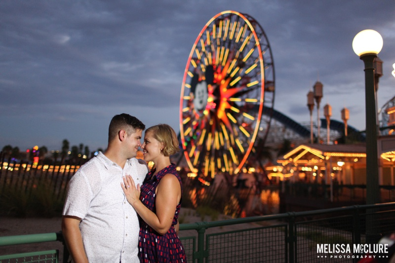 Disneyland Engagement 16