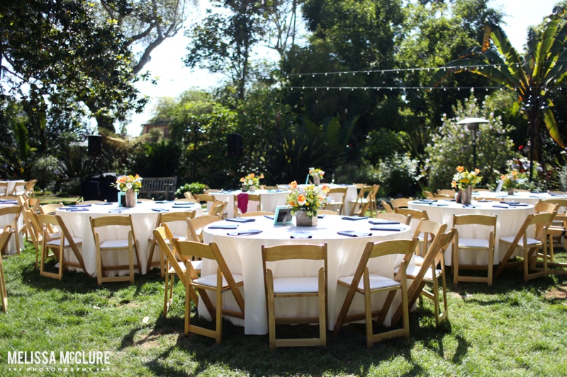Encintas Botantical Garden Wedding Destination Wedding