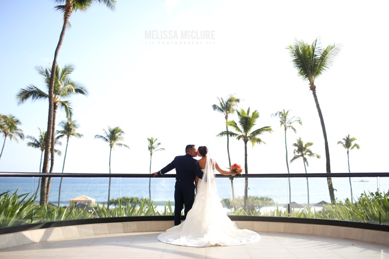 Hyatt Maui Destination Wedding 14