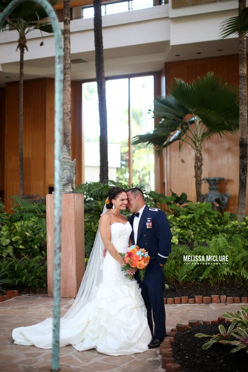 Hyatt Maui Destination Wedding 15