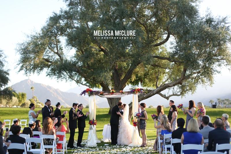 La Quinta Country Club Wedding 11